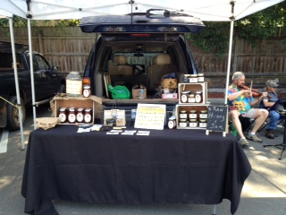 Pittsboro Farmer's Market