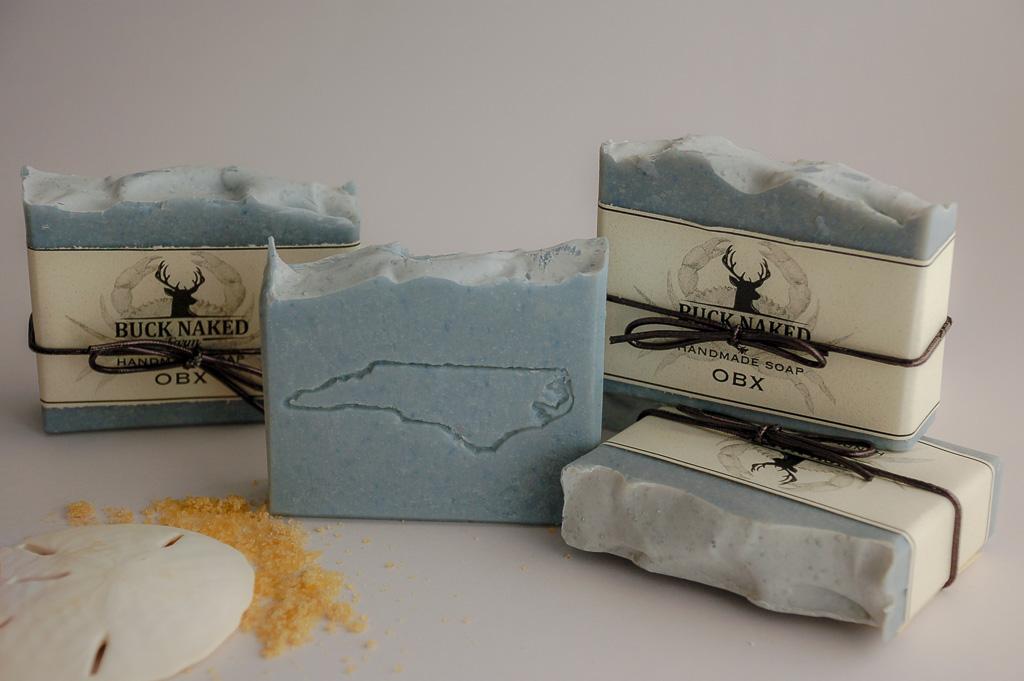 NC OBX Soap