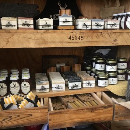 BNF Handmade Soaps & Honey