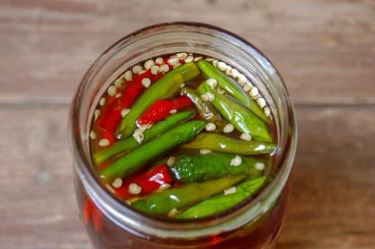 Nc Hot Chile Pepper Honey